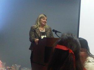 Amy Wynn, mayor of American Falls
