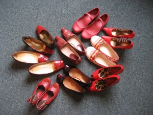 AAUW's Red Pumps