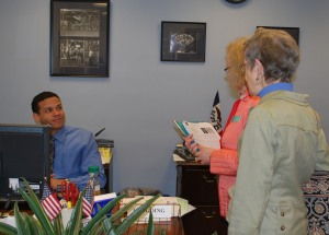 AAUW Action Fund Lobby Corps Members Visit Congressional Offices