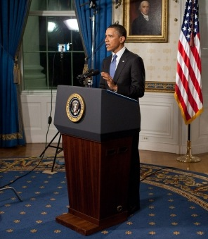 President Obama Anounces Budget Agreement