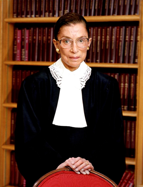Ruth Bader Ginsburg, Supreme Court of the United States Photo