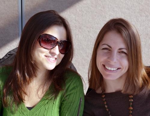 Jenny Perdomo With Holly Kearl