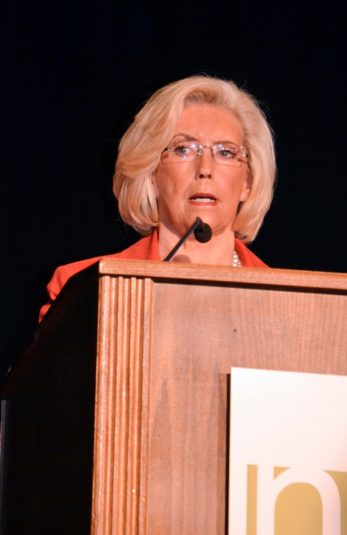 Lilly Ledbetter delivers Keynote at NCCWSL 2012