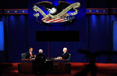 Mark Abraham/Commission on Presidential Debates