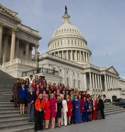 Women in 113 Congress